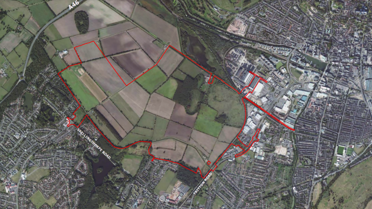 Congestion concerns see council object to 3,200-home development