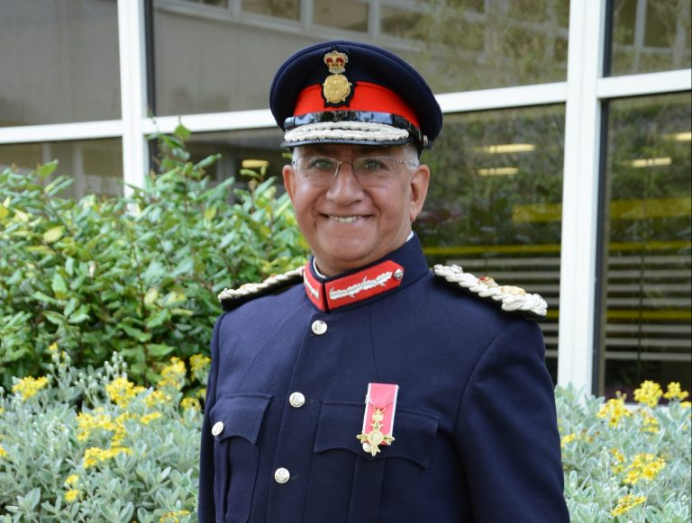 New Friends of the Fox business club gets seal of approval from Lord-Lieutenant of Leicestershire