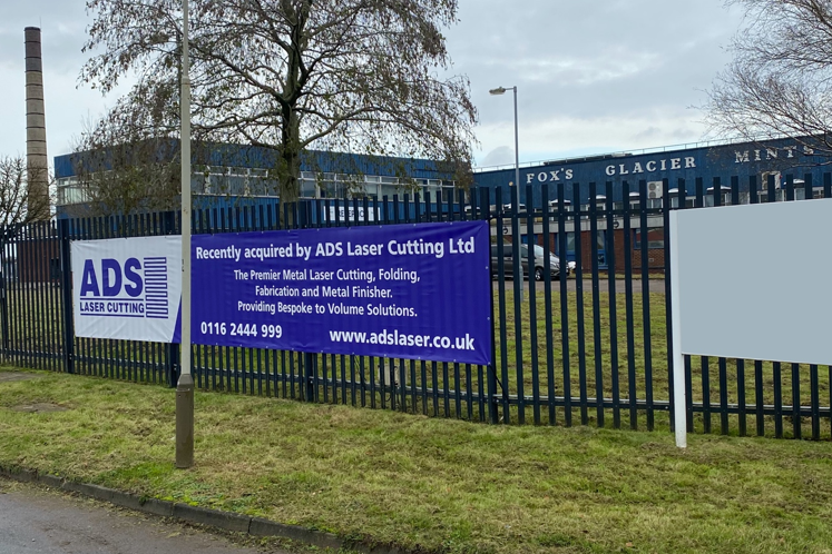 Growing local firm acquires iconic Leicester factory