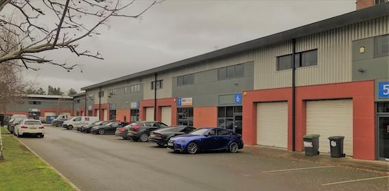 Two tenants secure premises at Lutterworth business park