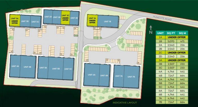 Green light for new business park