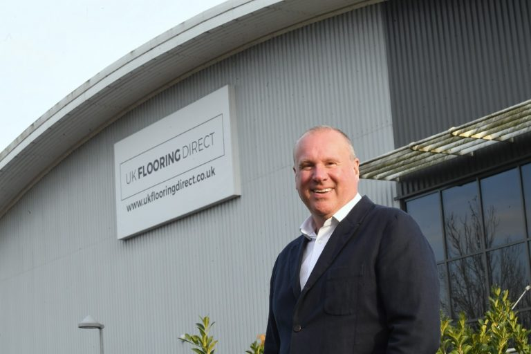 Leicestershire flooring retailer appoints new Chief Operating Officer