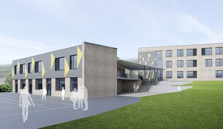 Henry Brothers to build Derbyshire school extension