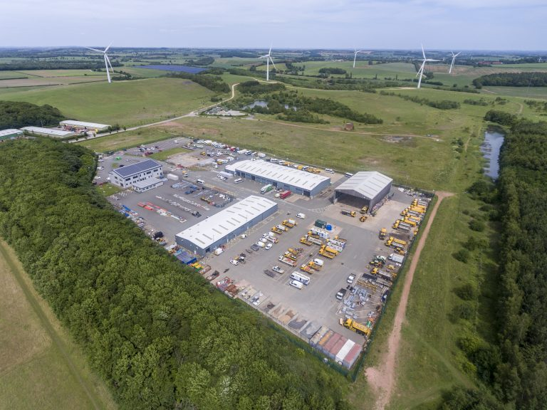 Industrial property specialist purchases Notts business park