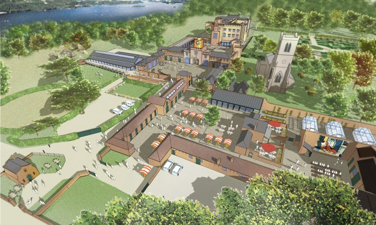 £35m transformation plan for Elvaston Castle takes step forward