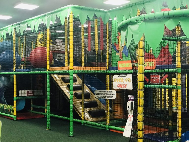 Nottingham soft play centre shuts doors permanently