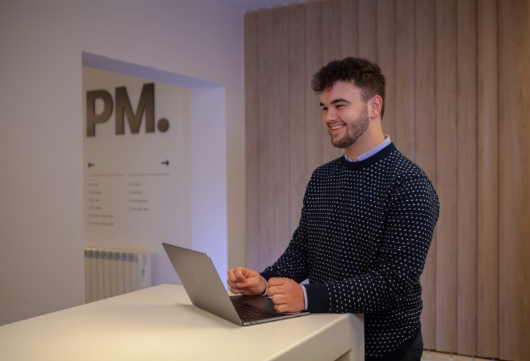 Purpose Media marks apprenticeship week with digital marketing hire
