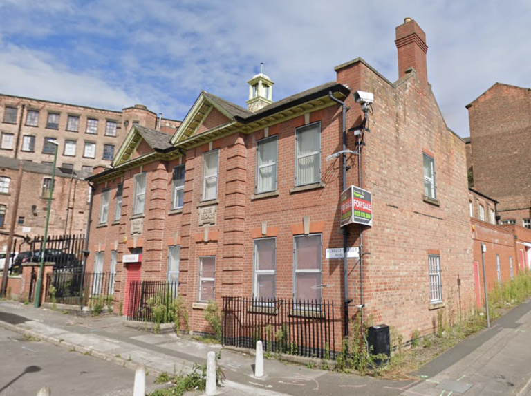 Plans in to convert former rehearsal and recording studios into apartments
