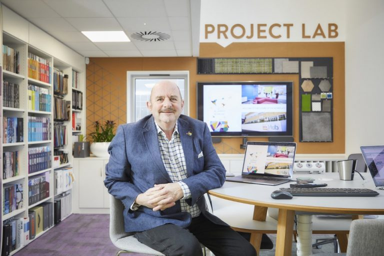 Blueprint Interiors invest in new look for WorkLife Central offices
