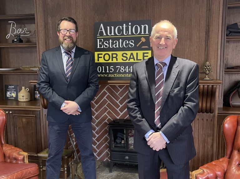 Nottingham auction house bids for success with newappointment