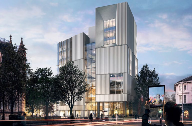 "Approval recommended for NTU's ""landmark"" School of Art & Design building"