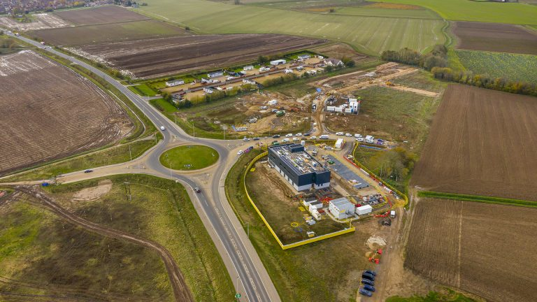 Land deal secures growth potential of South Lincolnshire Food Enterprise Zone