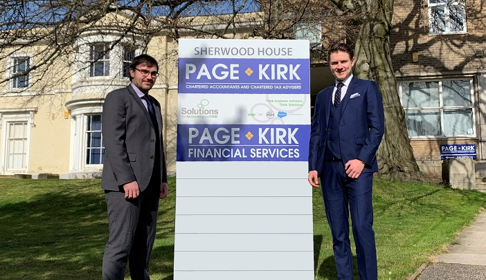 New partner appointments for Page Kirk