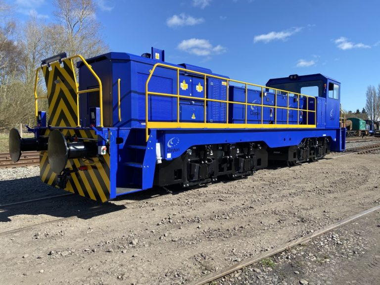 Locomotive manufacturer steams ahead with eight-figure underwriting facility