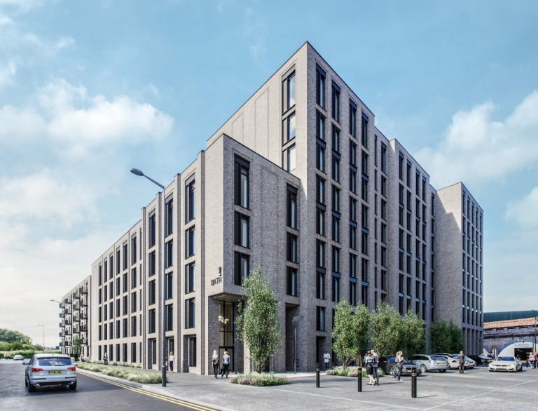 Forward purchase of 462-bed student scheme in Leicester agreed