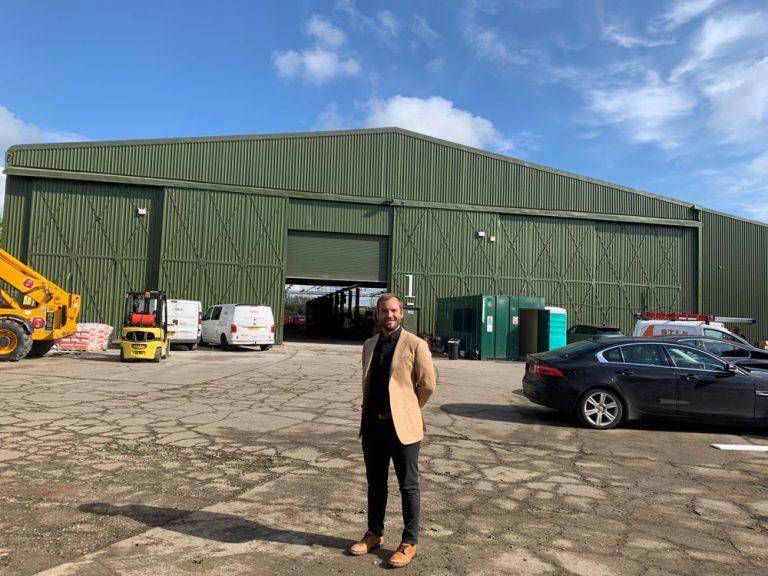 Smart Fleet Solutions lets Long Bennington industrial units