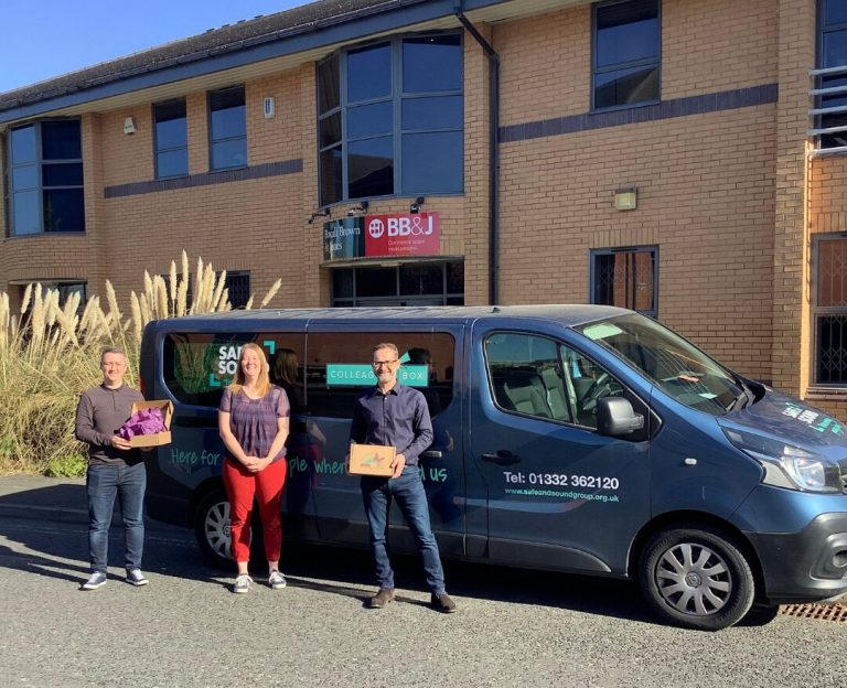 BB&J chooses Safe and Sound as charity of the year