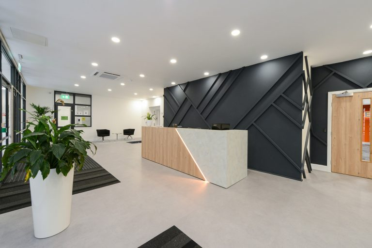 £800k office refurbishment in Hounds Gate completed for tech firm