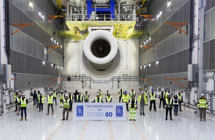 Rolls-Royce opens world's largest, smartest aerospace testbed in Derby