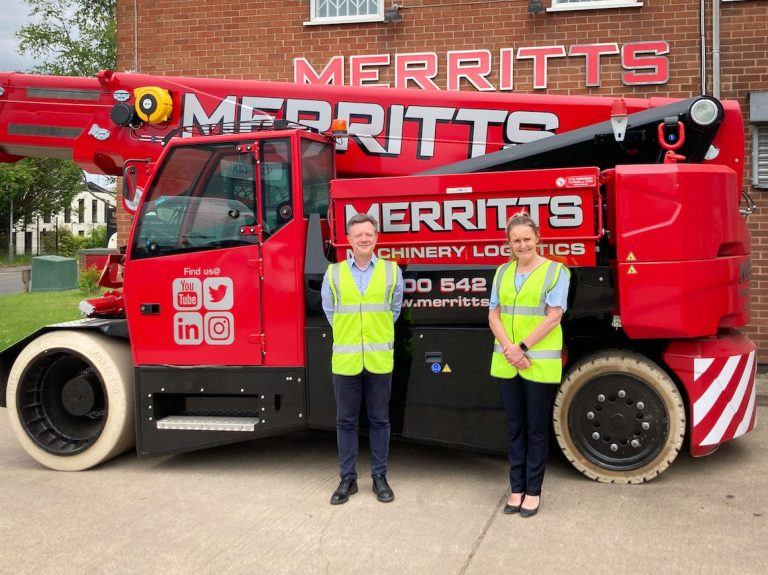 Heavy machinery moving specialist makes duo of appointments