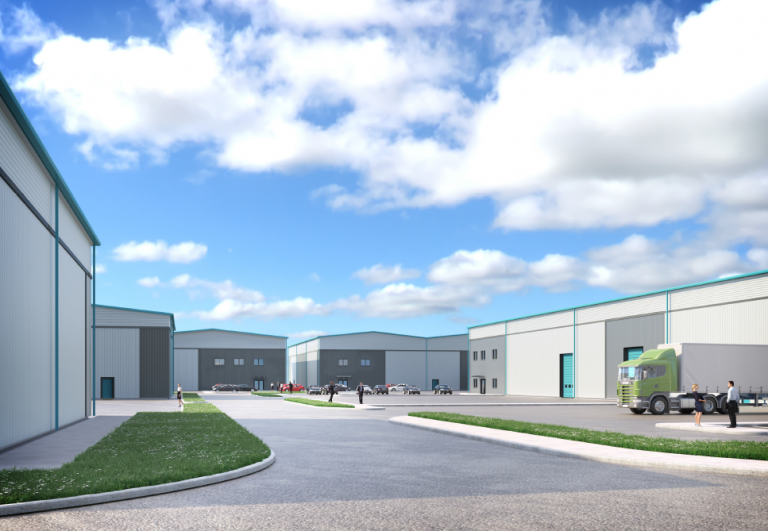 Planning permission secured for third phase of £30m mixed-use site