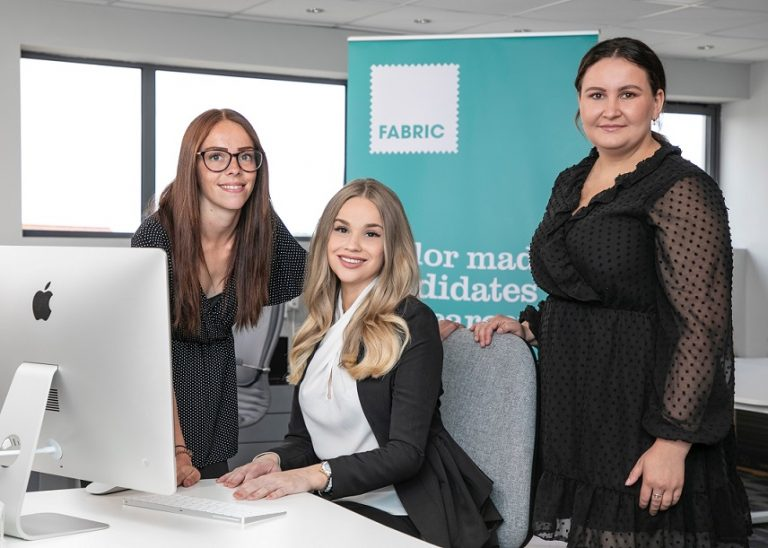 New appointment and promotion at growing recruitment company