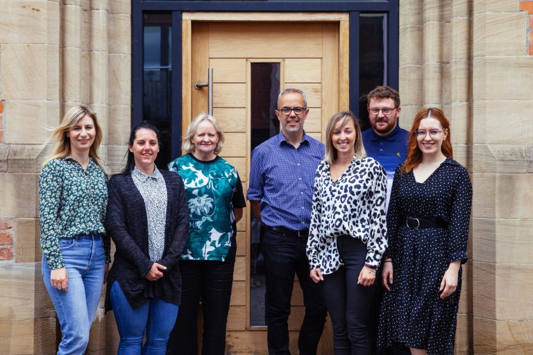 String of new hires for Nottingham architectural firm