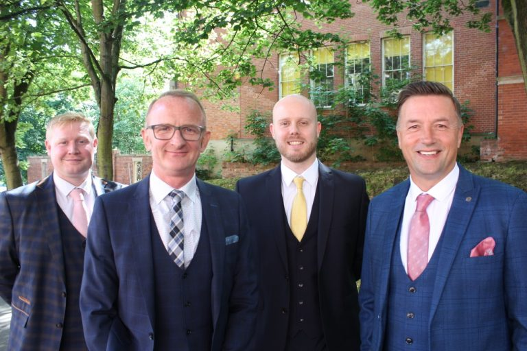 Three new appointments for estate agent