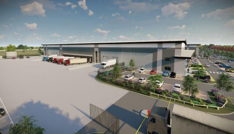 Over 770,000 sq ft of logistics facilities move closer following forward funding deal