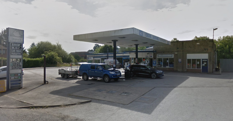 Ashbourne service station to be transformed into homes