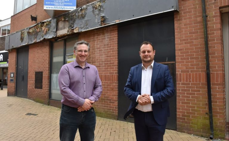 Derelict area of Sutton town centre to see major redevelopment