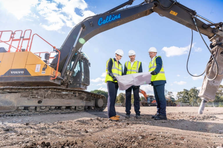 SmartParc partners with SEGRO for Derby's high-tech food manufacturing and distribution campus