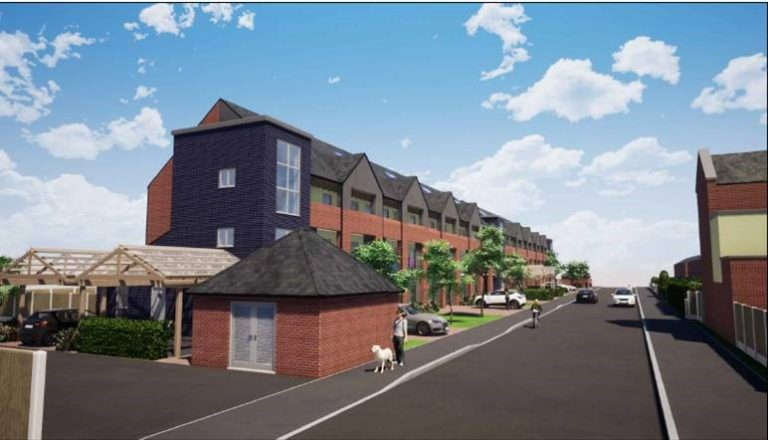 60 homes to be built in Derby to help young people onto property ladder