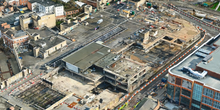 Nottingham City Council loses out on £20m bid to complete Broadmarsh shopping centre