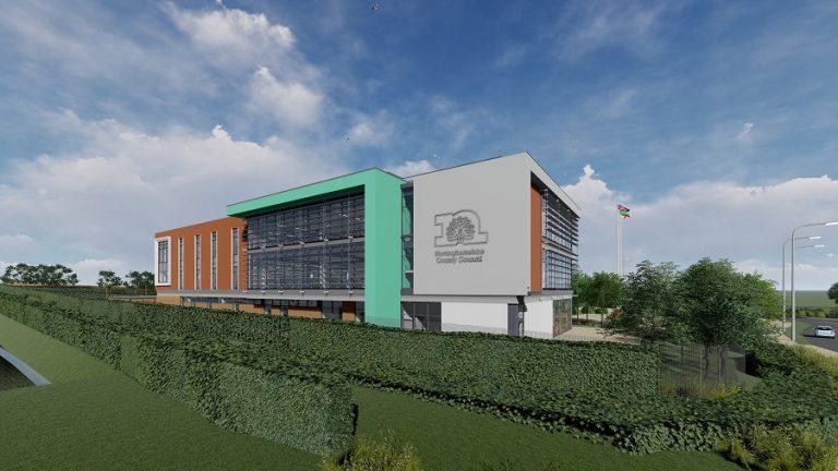 Ambitious plans for more carbon neutral offices for Nottinghamshire Council
